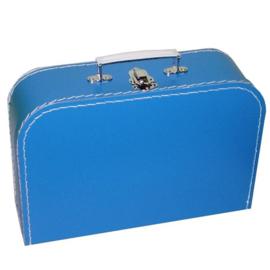 Kinderkoffertje Aquablauw
