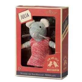 Het Muizenhuis Knuffel Muis Julia