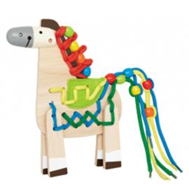 Rijgspel Pony