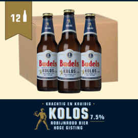 BUDELS KOLOS - BOX - 12X30CL