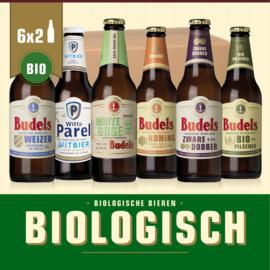 BUDELS BIOLOGISCH BOX - 6X2 30CL