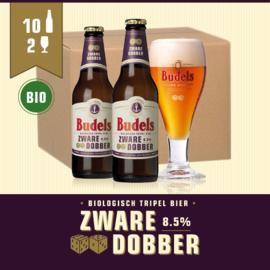 BUDELS ZWARE DOBBER BIO - 10X30CL + 2GL.