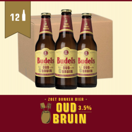 BUDELS OUD BRUIN - BOX - 12X30CL