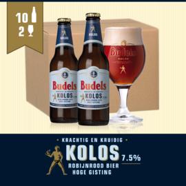 BUDELS KOLOS - 10X30CL + 2GL.