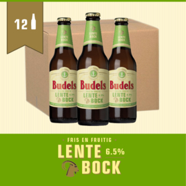 BUDELS LENTEBOCK - BOX - 12X30CL
