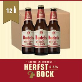 BUDELS HERFSTBOCK - BOX - 12X30CL