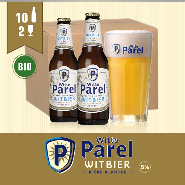 WITTE PAREL 5% - 10X30CL + 2GL.