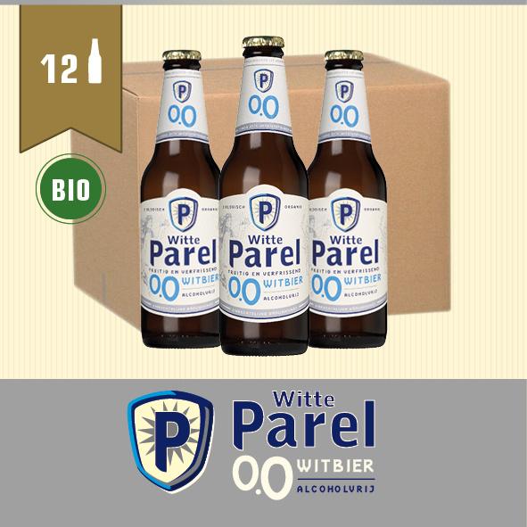 WITTE PAREL ALCOHOLVRIJ - BOX - 12X30CL