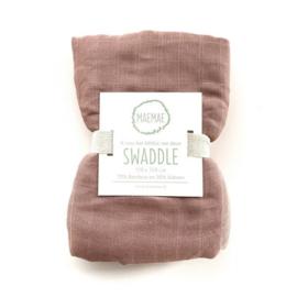 Swaddle Misty Rose - MaeMae