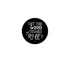 Stickers Waterfles/Kandelaar - Rustik Lys