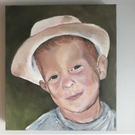 portretschilderij in opdracht