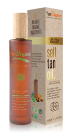 Tan Organic - Self Tan Oil