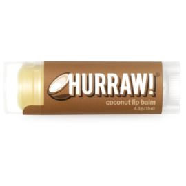 Hurraw! Coconut Lipbalm
