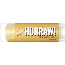Hurraw! Almond Lipbalm