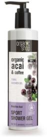 Organic Shop douchegel Acai & Coffee