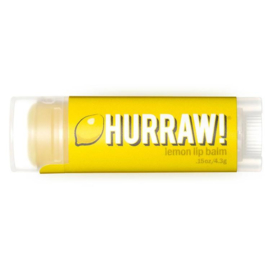 Hurraw! Lemon lipbalm