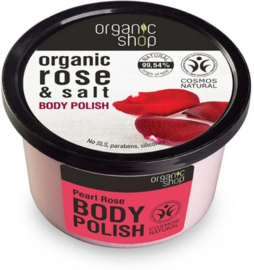 Organic Shop Body polish Rose