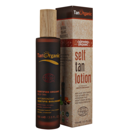 Tan Organic - Self Tan Lotion