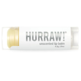 Hurraw! Unscented Lipbalm