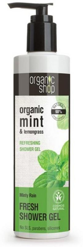 Organic Shop douchegel mint