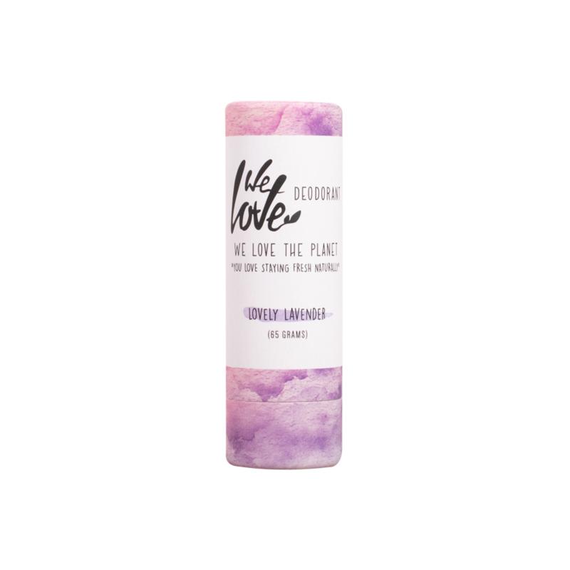 We Love The Planet Lovely Lavender Deodorant