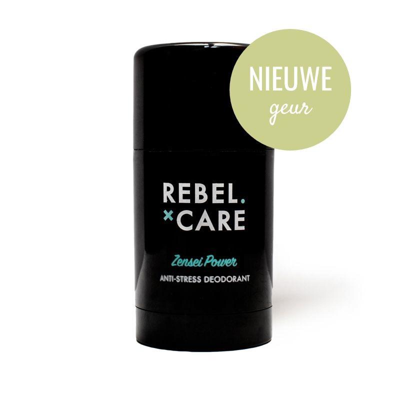 Loveli  Deodorant Zensei Power Rebel Care