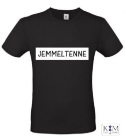 Heren T-shirt 'jemmeltenne'