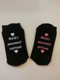Kousen 'World's awesomest boyfriend of girlfriend'