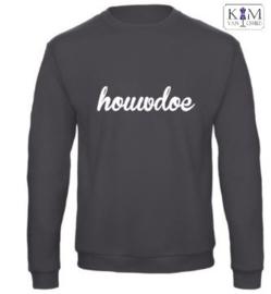 Dames sweater 'houwdoe'