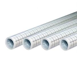 Patroonpapier ruit 0,8m x 15m
