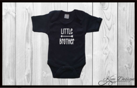 Romper 'Little brother'