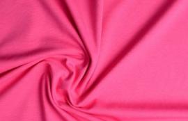 Cotton jersey fuchsia