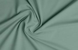 Cotton jersey oud groen