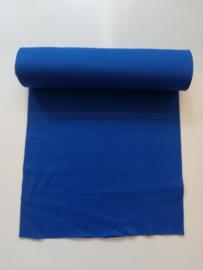 Boordstof cobalt blauw