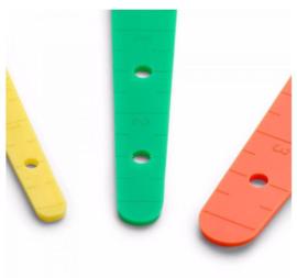 Instekers voor elastiek en bandjes