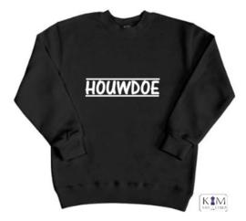 Kinder sweater 'houwdoe'
