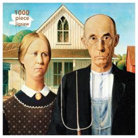 Puzzel - American Gothic (1000)