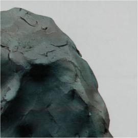 Zelfhardende klei (zwart)