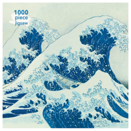 Puzzel - The great wave (1000)