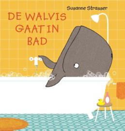 Walvis gaat in bad / Susanne Strasser