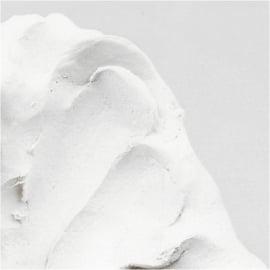 Zelf hardende klei (licht grijs)