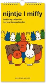 Bekking & Blitz - verjaardagskalender