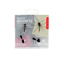 Insect magnets (4 stuks)