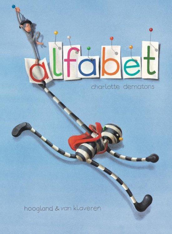 Charlotte Dematons (NIEUW) - Alfabet