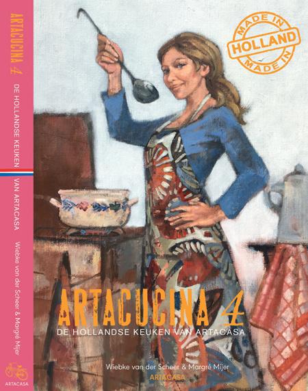 Artacucina - Kunst kookboek / Wiebke van der Scheer