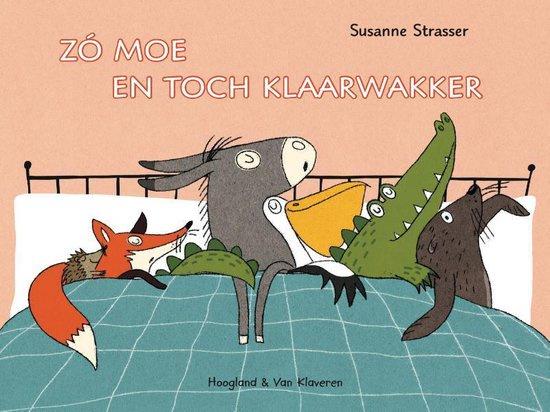 Zó moe en toch klaarwakker / Susanne Strasser