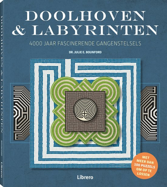 Doolhoven & Labyrinten / Julie Bounford