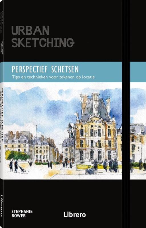 Perspectief schetsen / Stephanie Bower