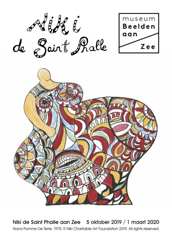 Poster - Niki de St Phalle