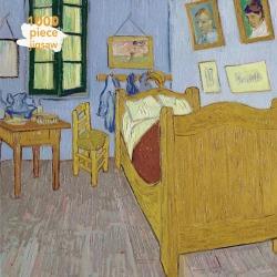 Puzzel - Vincent van Gogh / Bedroom at Arles (1000)